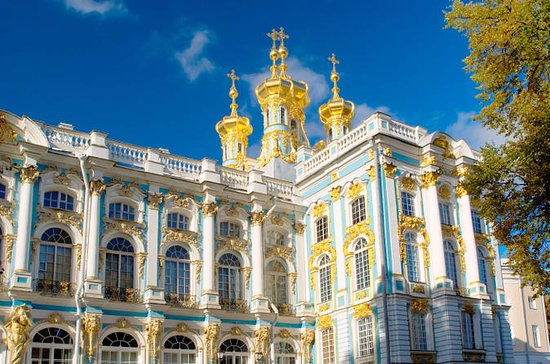 Private Tour: Pushkin Day Trip from...
