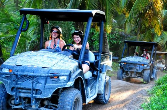 Combo-tour Punta Cana: off-road buggy ...