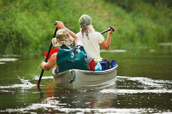Chena River Canoe Adventure di