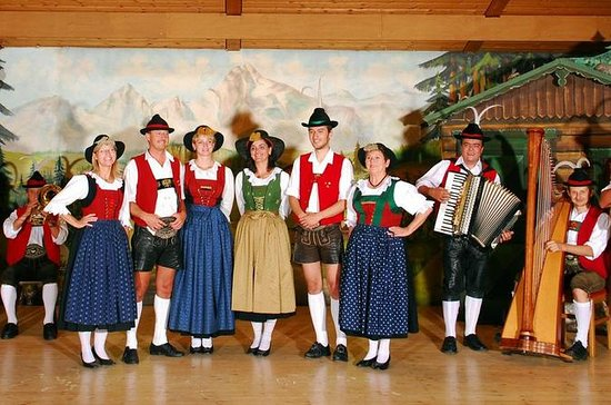 Innsbruck Tyrolean Folk Show with...
