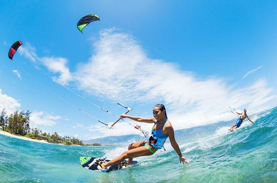 Aulas particulares de kitesurf em Punta Cana