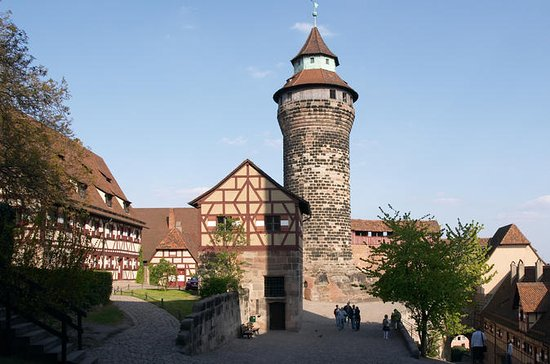 Nuremberg Old Town Walking Tour...