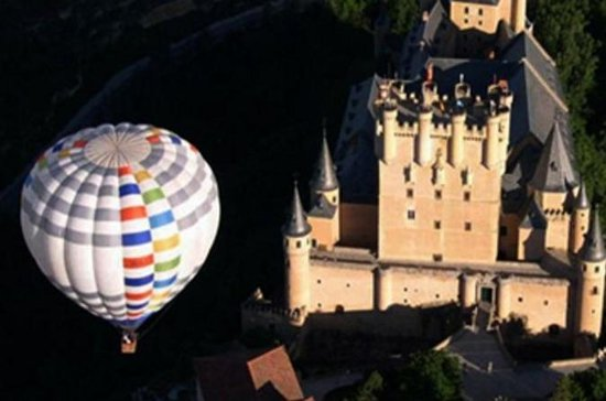 Hot Air Balloon Ride Over Toledo or...