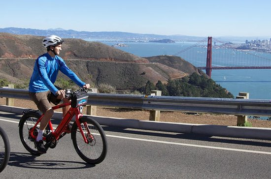 Bike the Golden Gate Bridge: San...