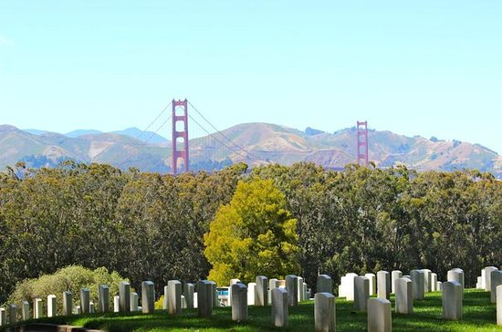 San Francisco The Presidio Private Guided Urban Hike
