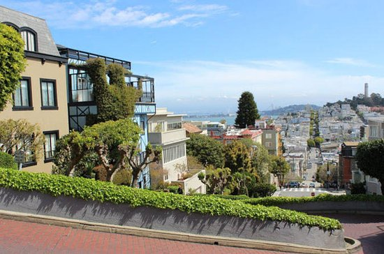 Coit Tower, Lombard Street, North Beach SF Urban Hiking Tour