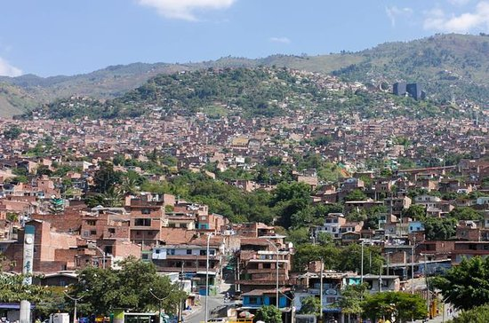 Medellin by Metro with Botero Plaza...
