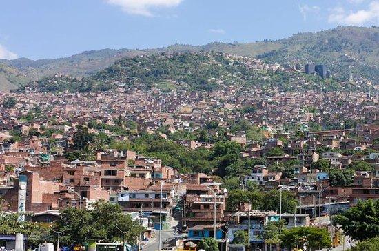 Medellín med tunnelbana: Botero ...