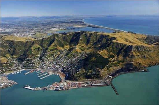 Tour en hélicoptère à Christchurch