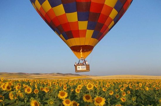 Seville Hot-Air Balloon Ride with...