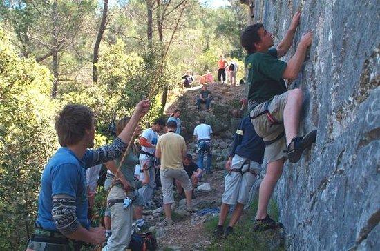 Marjan Hill Rock Climbing Experience...
