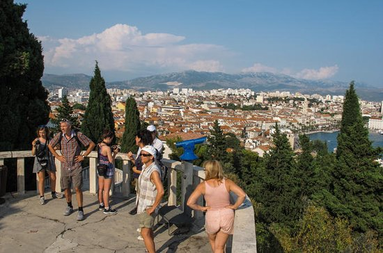 Marjan Hill Hike from Split