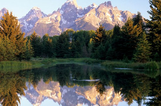 Grand Teton National Park Day Tour