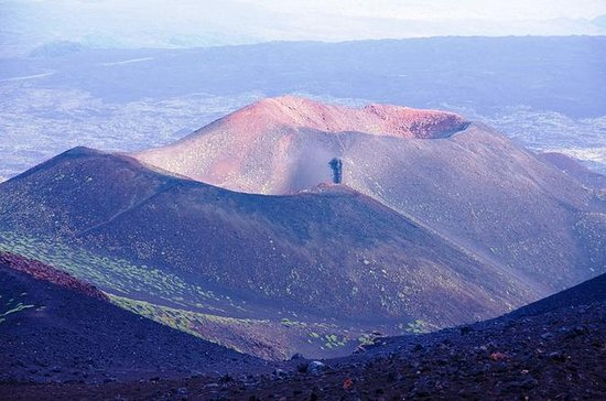 Mount Etna, Alcantara Gorges and Circumetnea Train Tour
