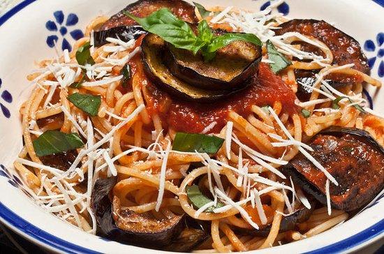Clase de cocina siciliana en en...