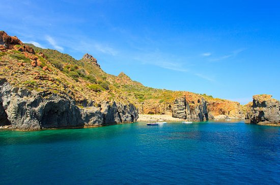 Aeolian Islands Day Trip from...