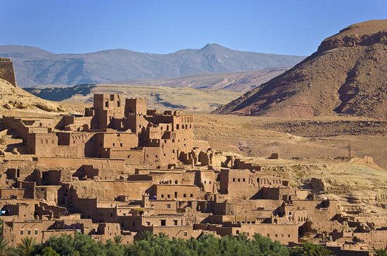 Ouarzazate and Ait Benhaddou Day Trip...