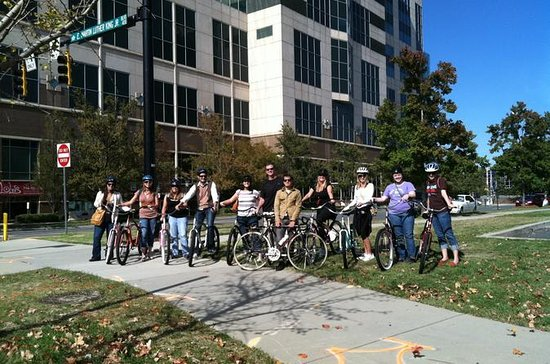 Charlotte 90-Minute Bike Tour with Gantt Center, Mint Museum