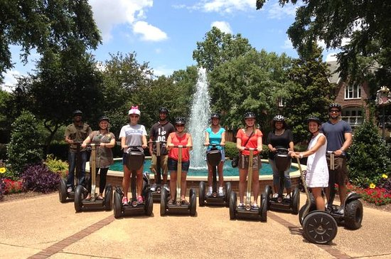 Charlotte Uptown Segway Tour with...