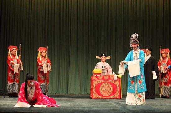 Excursion privée à Pékin: Opéra de...