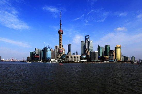 Cultural Shanghai Day Tour: Shanghai...