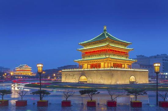 Xi'an Tour from Beijing by Air with...