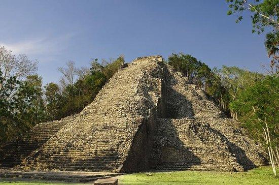 Cancun Combo: Xel-Ha and Coba Ruins...