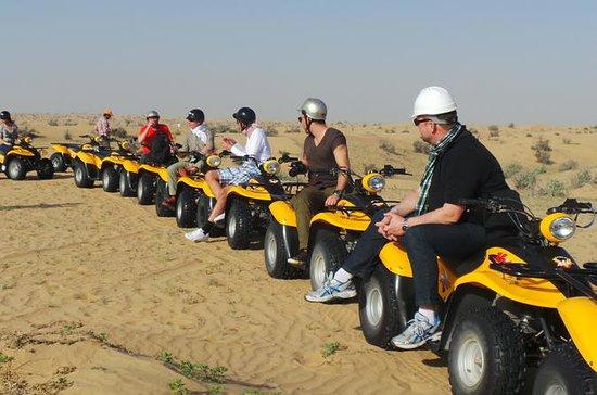 Giro autonomo nel deserto in Buggy o in Quad con servizio di
