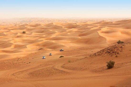Dubai Desert 4x4 Safari with Quad...