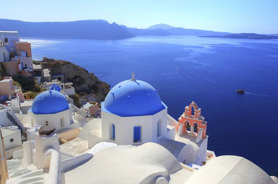 Private Tour: Santorini Sightseeing...