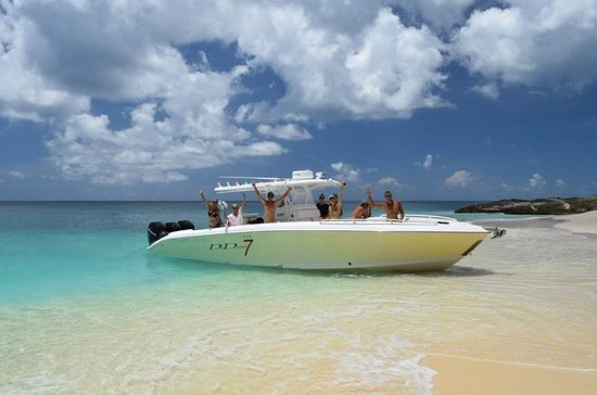 St Maarten Speed Boat and Snorkeling ...