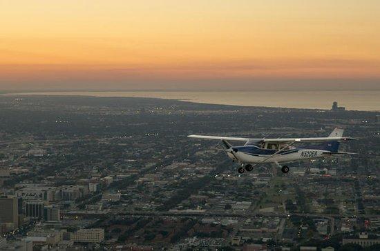 New Orleans Night Sightseeing Flight