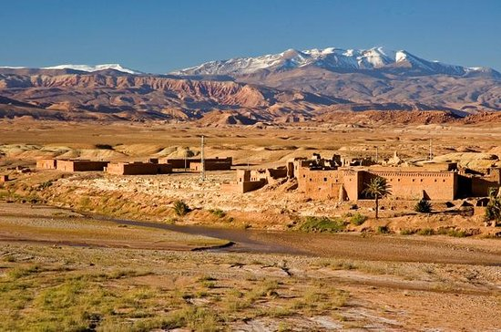 Marrakech Sahara Desert 3-Day Tour...