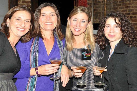 Martini Tour of Savannah's Historical District