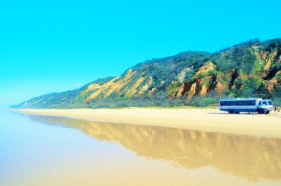 Fraser Island 4WD Tour from Hervey Bay