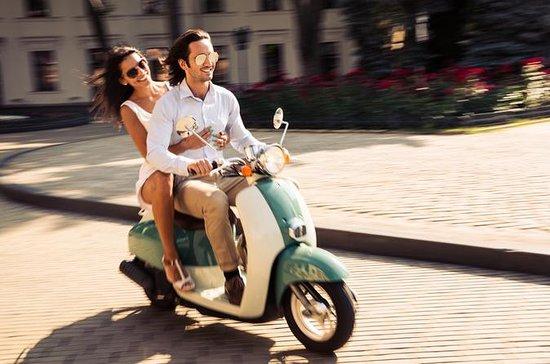 Excursión privada: costa de Amalfi en...