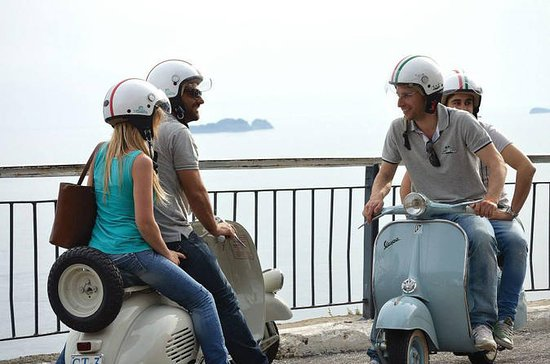 Naples by Vespa Private Guided...