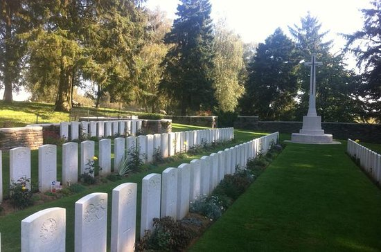 2-Day WWI Tour from Paris: Ypres and...