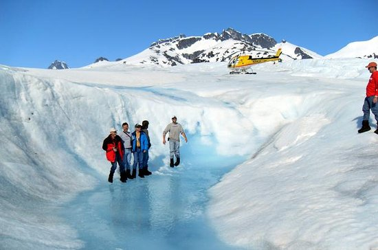 Juneau Helicopter Tour and Guided...