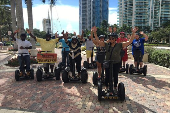 Tour in segway di Fort Lauderdale