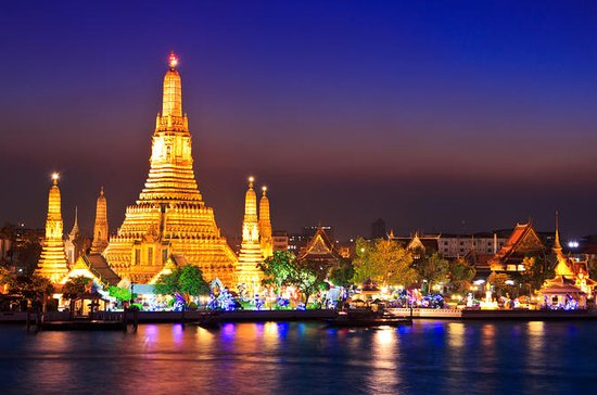 Private Tour: Bangkok Evening ...