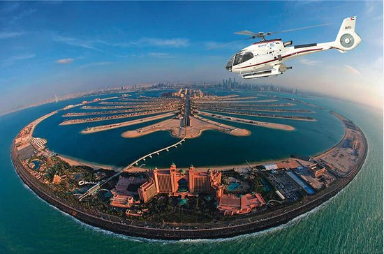 Dubai Helicopter Flight with Palm...