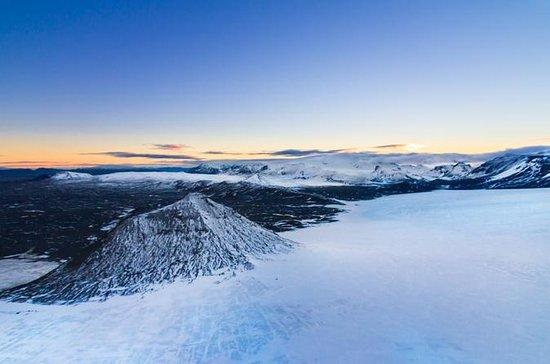 Thingvellir and Thórisjökull Helicopter Tour from Reykjavik