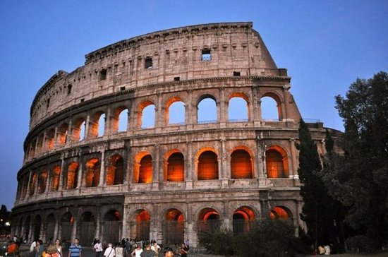 Rome Independent Full-Day Tour by Train...