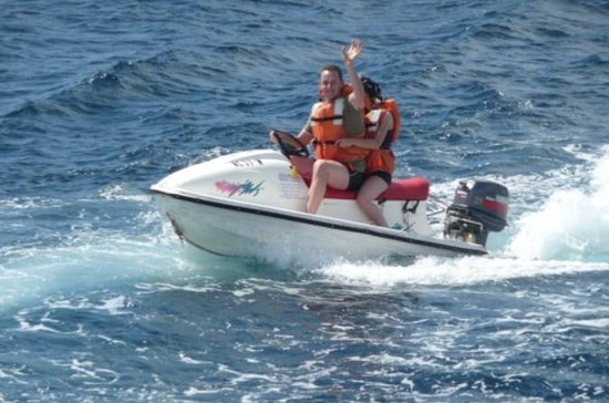 Curacao Snorkel Tour by Jet Ski or ...