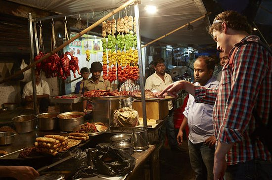 ムンバイ・ストリートフードツアー