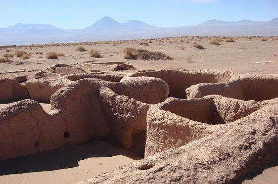 Excursión arqueológica en San Pedro...