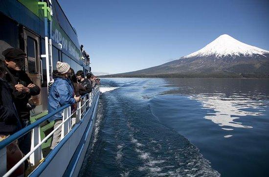 Traversée des lacs andins de Puerto...