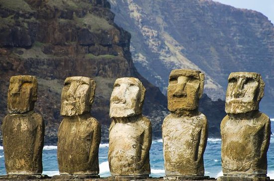 Easter Island Super Saver: Ahu Akivi...