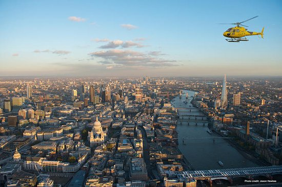 Private Tour: Helicopter Flight in...